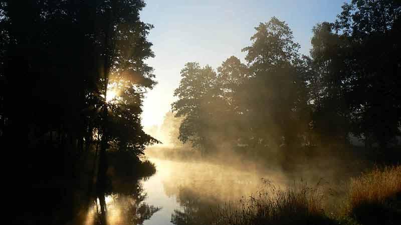 Spływy kajakowe - szlak Pisy