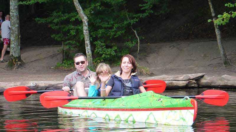 Spływy kajakowe - aktywny wypoczynek dla każdego