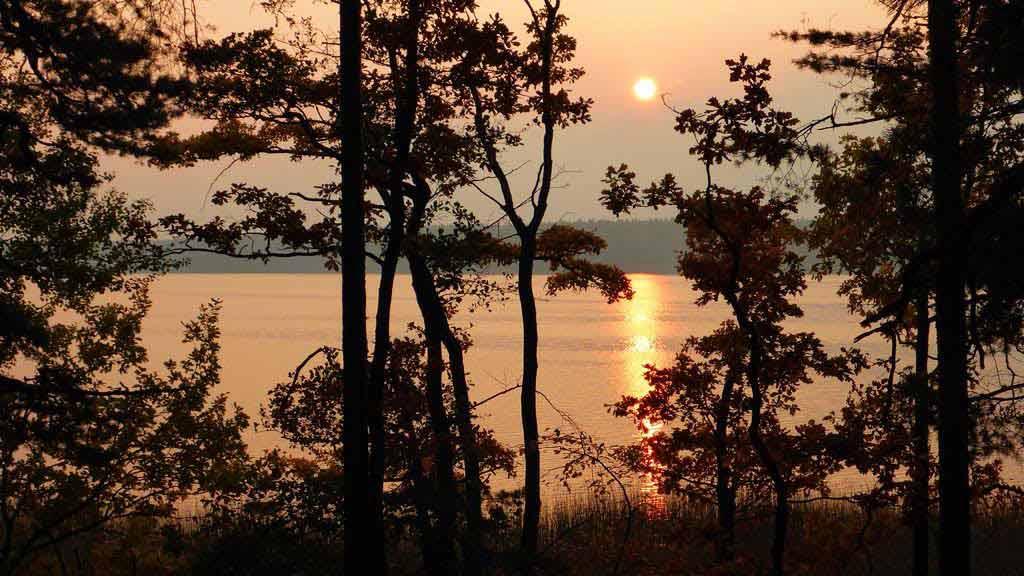 Ścieżka przyrodnicza Krutyń-Zgon - Jezioro Mokre