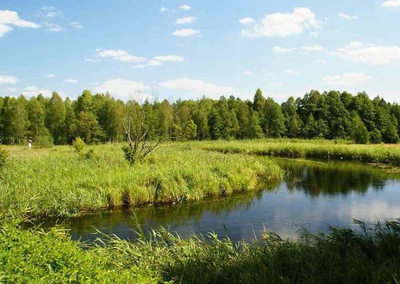 Szlak kajakowy rzeki Czarna Hancza