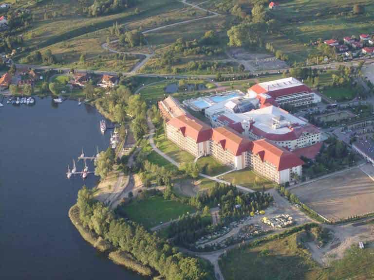 Aquapark w Mikolajkach TROPIKANA