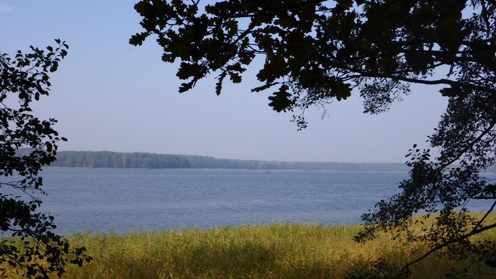 Spływ kajakowy na trasie Cierzpięty - Krutyń. - Jezioro Mokre