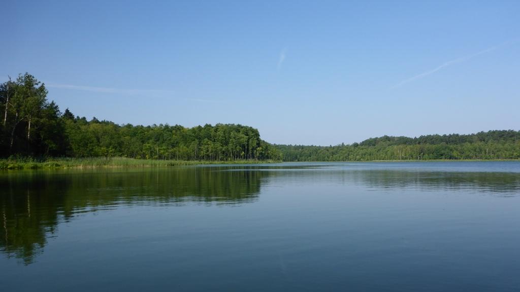 Spływ jednodniowy na trasie z Cierzpięt do Młyna - Jezioro Krutyńskie