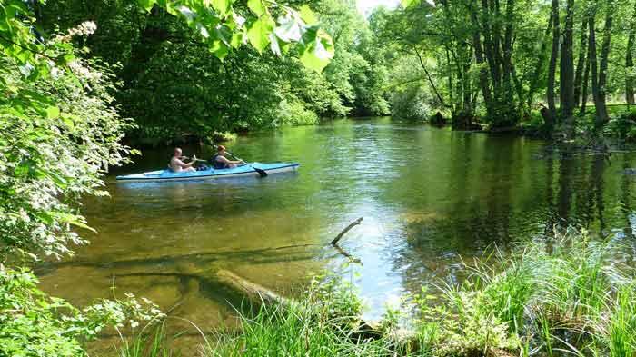 Szlak rzeki Krutyni