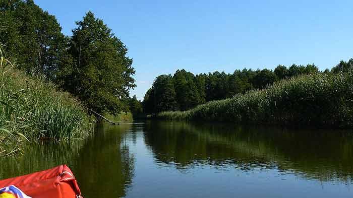 Szlak rzeki Pisy