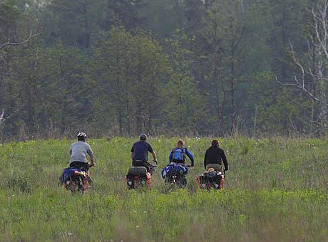 Wypożyczalni rowerów