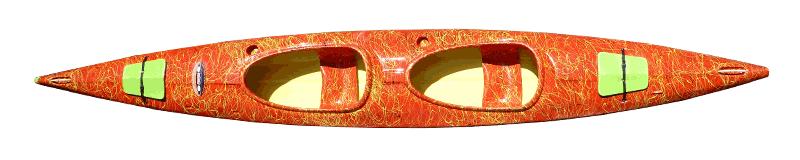 Kajak dwuosobowy - Sprinter III